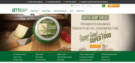 AMS – Amsterdam Marijuana Seeds