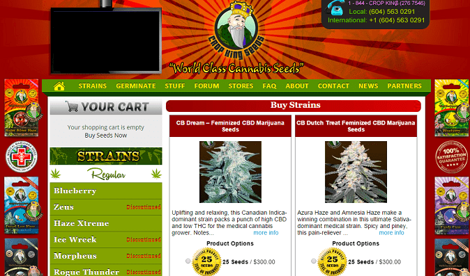 Crop King Seeds Reviews
